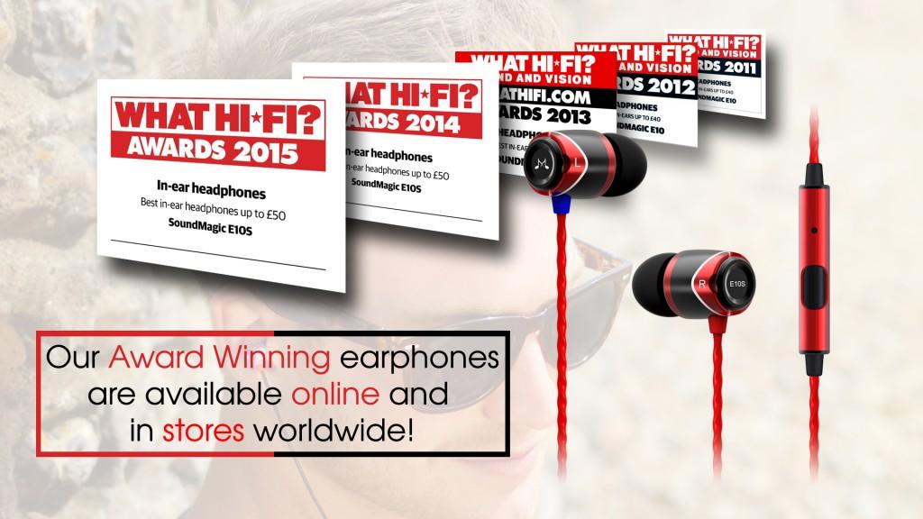 Award Winning Online And Offline